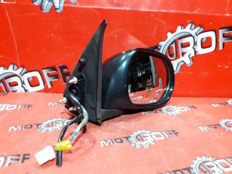 Зеркало боковое Nissan March YK12 HR15DE 2005 правое (б/у)