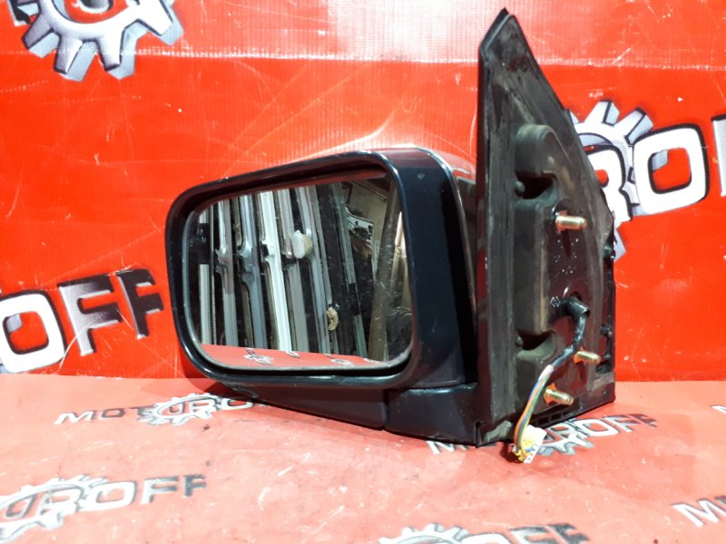 Зеркало боковое Mitsubishi Dion CR6W 4G94 2000 левое (б/у)