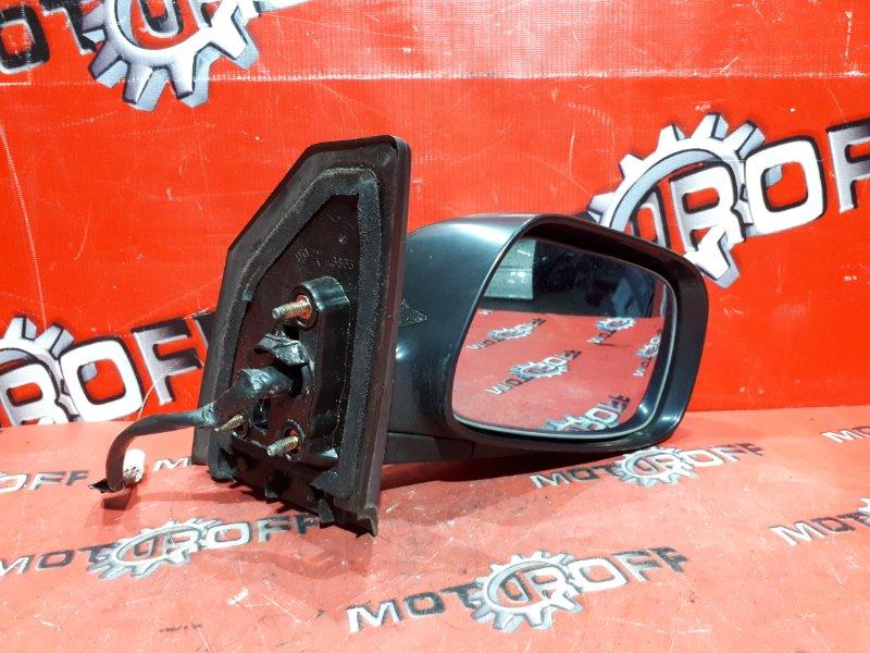 Зеркало боковое Toyota Corolla Runx NZE121 1NZ-FE `2001 правое (б/у)