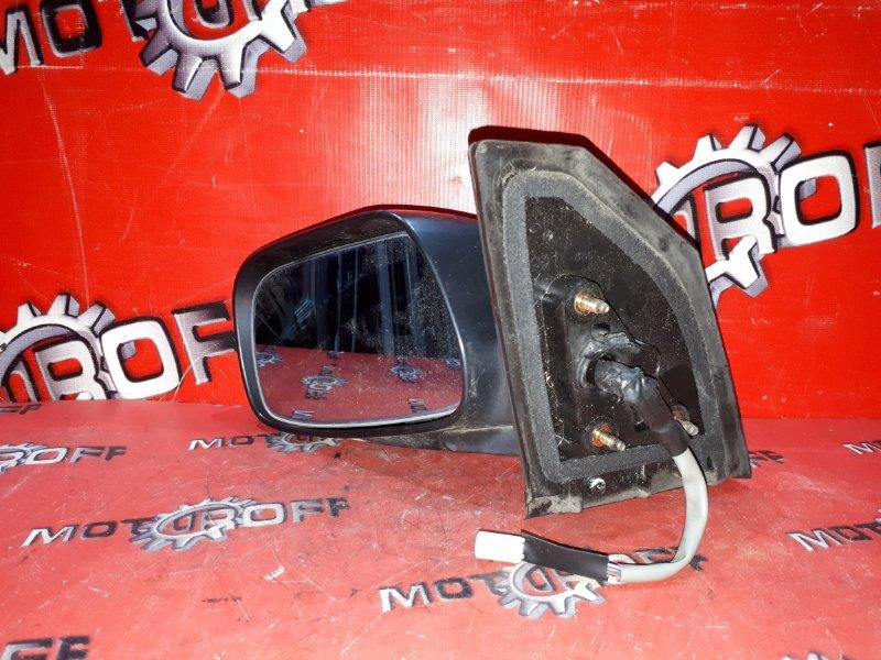 Зеркало боковое Toyota Corolla Runx NZE121 1NZ-FE `2001 левое (б/у)