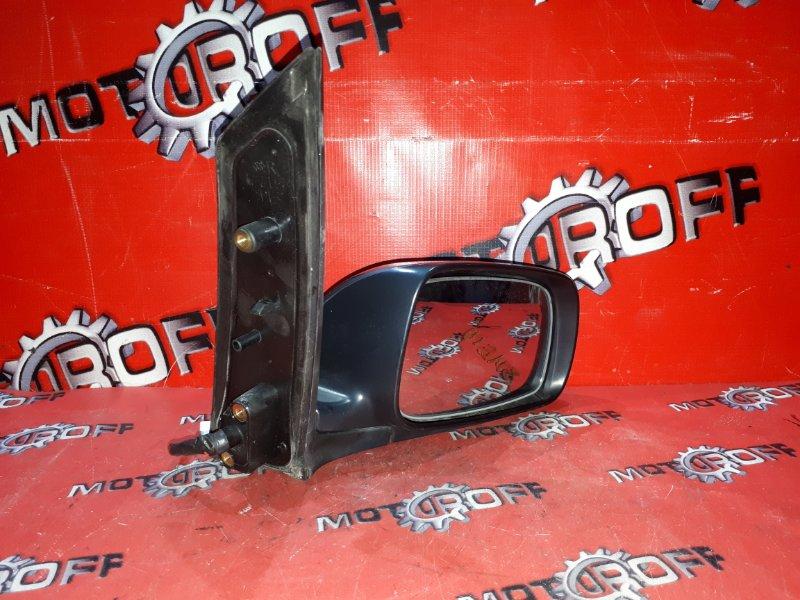 Зеркало боковое Toyota Wish ZNE10G 1ZZ-FE 2003 правое (б/у)
