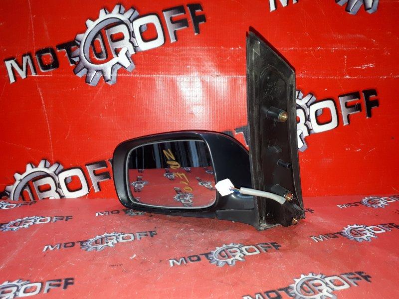 Зеркало боковое Toyota Wish ZNE10G 1ZZ-FE 2003 левое (б/у)