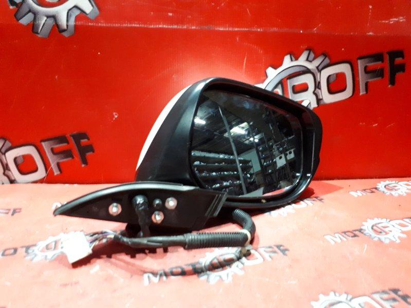 Зеркало боковое Honda Fit GE6 L13A 2007 правое (б/у)