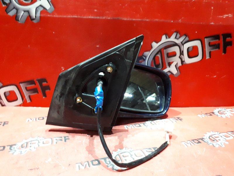 Зеркало боковое Toyota Ist NCP60 2NZ-FE 2002 правое (б/у)