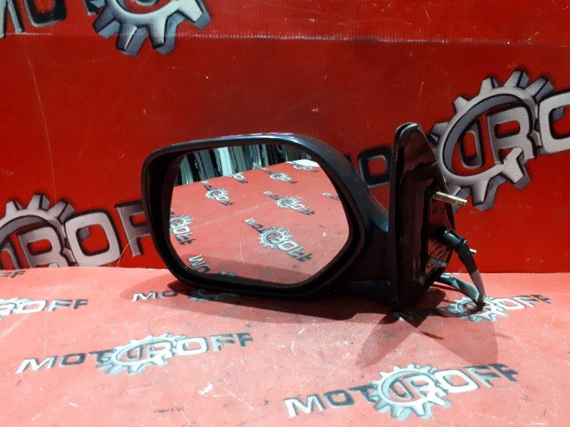 Зеркало боковое Toyota Raum EXZ10 5E-FE 1997 левое (б/у)