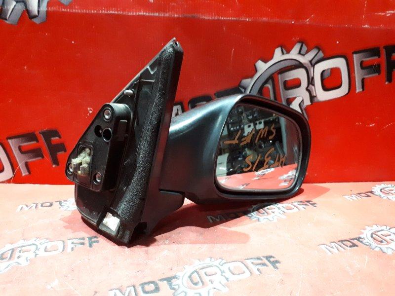 Зеркало боковое Suzuki Swift HT51S M13A 2000 правое (б/у)