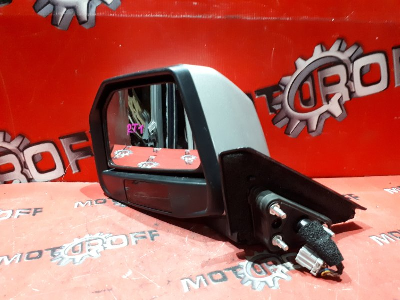 Зеркало боковое Honda Crossroad RT1 R18A 2007 левое (б/у)