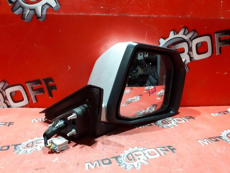 Зеркало боковое Honda Crossroad RT1 R18A 2007 правое (б/у)