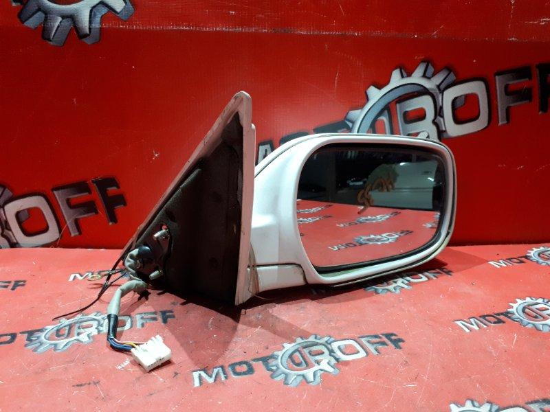 Зеркало боковое Nissan Laurel HC35 RB20DE 1997 правое (б/у)
