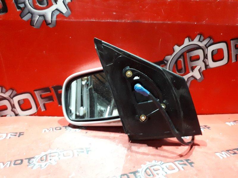 Зеркало боковое Toyota Ist NCP60 2NZ-FE 2002 левое (б/у)