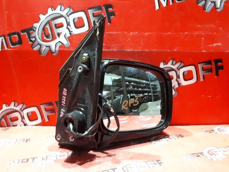 Зеркало боковое Honda Stepwagon RF5 K20A 2001 правое (б/у)