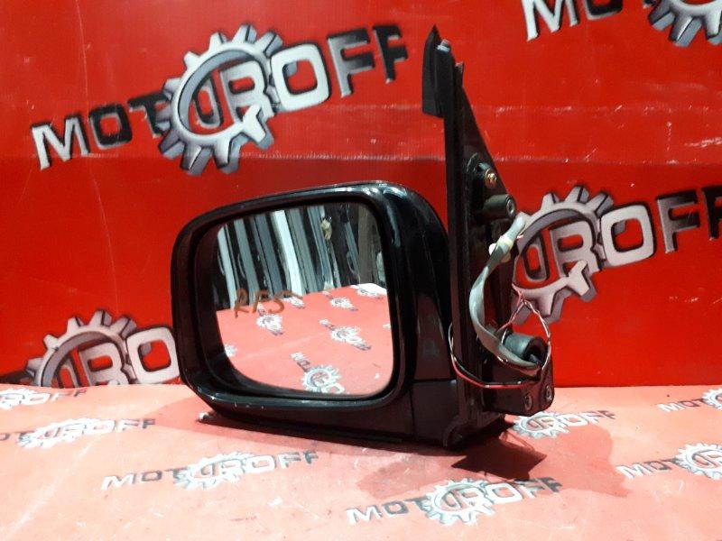 Зеркало боковое Honda Stepwagon RF5 K20A 2001 левое (б/у)