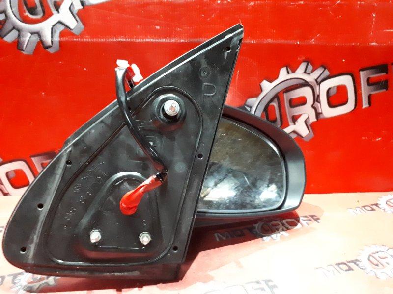 Зеркало боковое Toyota Passo KGC30 1KR-FE 2010 правое (б/у)