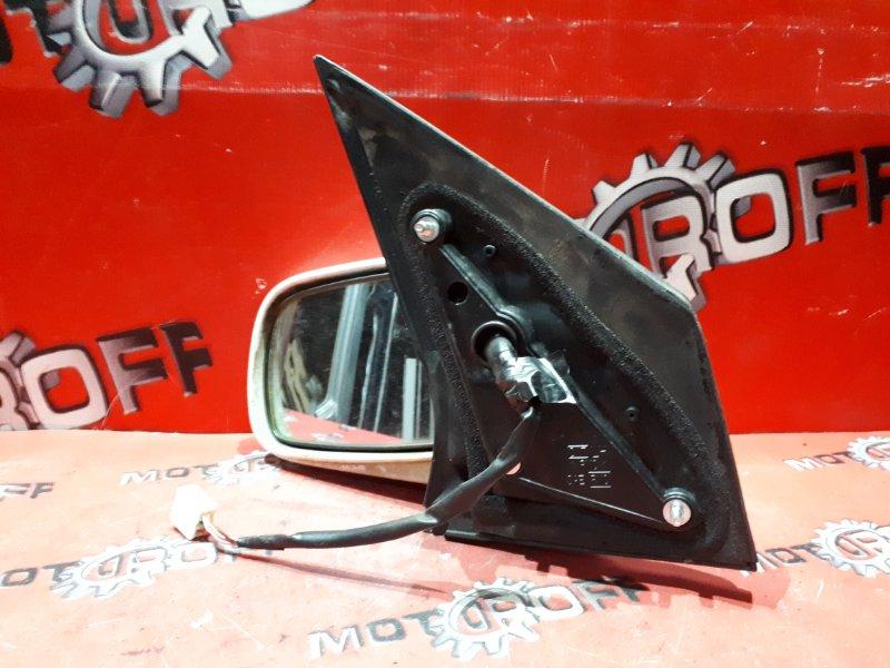Зеркало боковое Daihatsu Yrv M201G K3-VE 2000 левое (б/у)