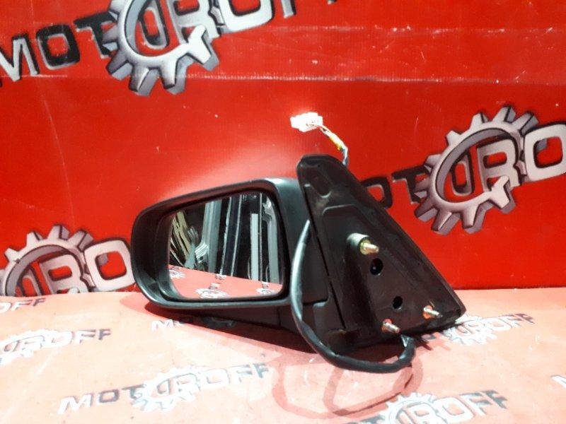 Зеркало боковое Mazda Demio DW3W B3 1996 левое (б/у)