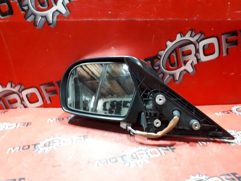 Зеркало боковое Subaru Legacy BP5 EJ20 2006 левое (б/у)