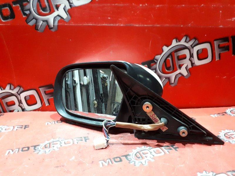 Зеркало боковое Subaru Legacy BP5 EJ20 2003 левое (б/у)