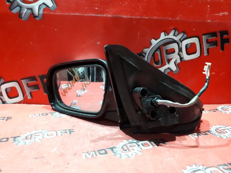 Зеркало боковое Nissan Avenir PW11 SR18DE 1998 левое (б/у)