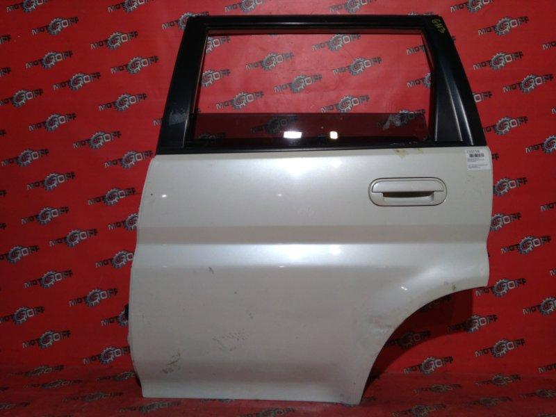 Дверь боковая Honda Hr-V GH3 D16A 1998 задняя левая (б/у)