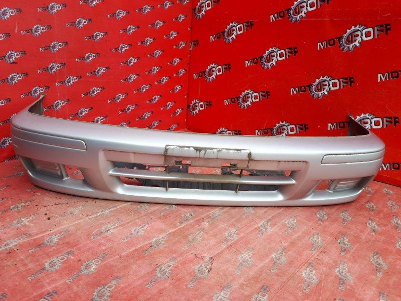 Бампер Nissan Avenir PW10 SR20DE 1990 передний (б/у)