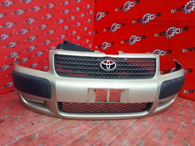 Бампер Toyota Succeed NCP51V 1NZ-FE 2002 передний (б/у)