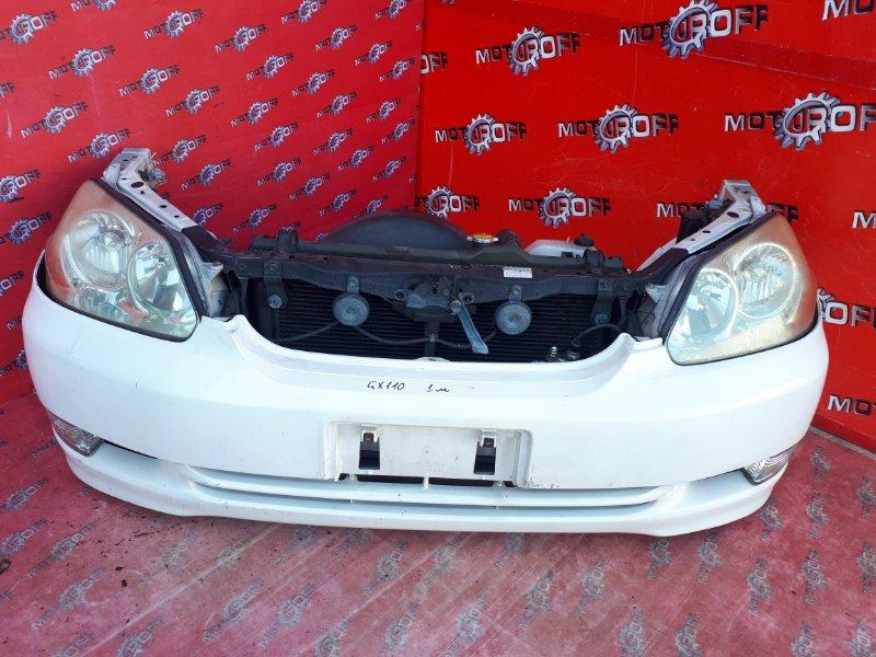 Nose cut Toyota Mark Ii GX110 1G-FE 2000 (б/у)