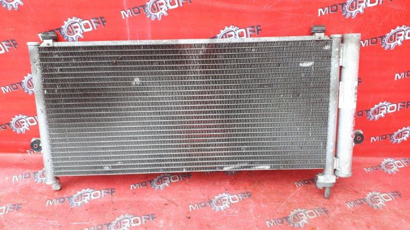 Радиатор кондиционера Nissan March K11 CG10DE 1992 (б/у)
