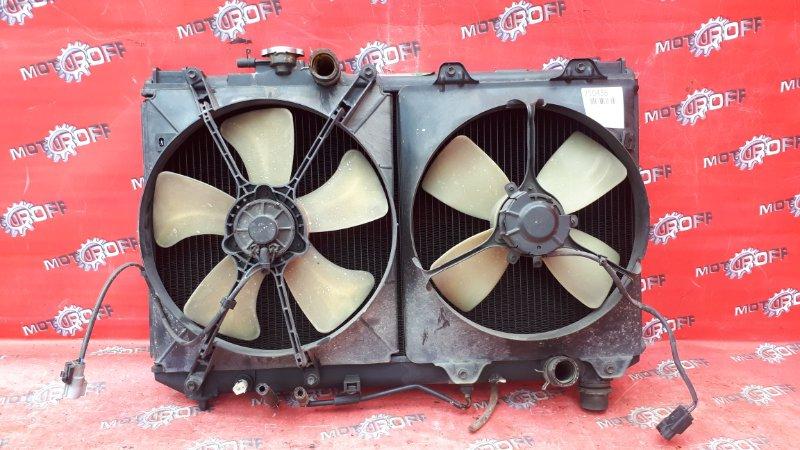 Радиатор двигателя Toyota Camry SV32 3S-FE 1990 (б/у)