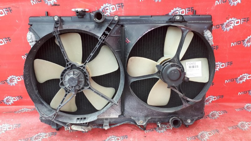 Радиатор двигателя Toyota Vista SV40 4S-FE 1994 (б/у)
