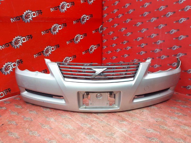 Бампер Toyota Mark X GRX120 4GR-FSE 2004 передний (б/у)