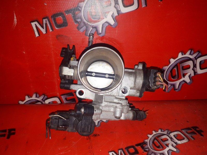 Заслонка дроссельная Toyota Porte NNP10 2NZ-FE 2004 (б/у)
