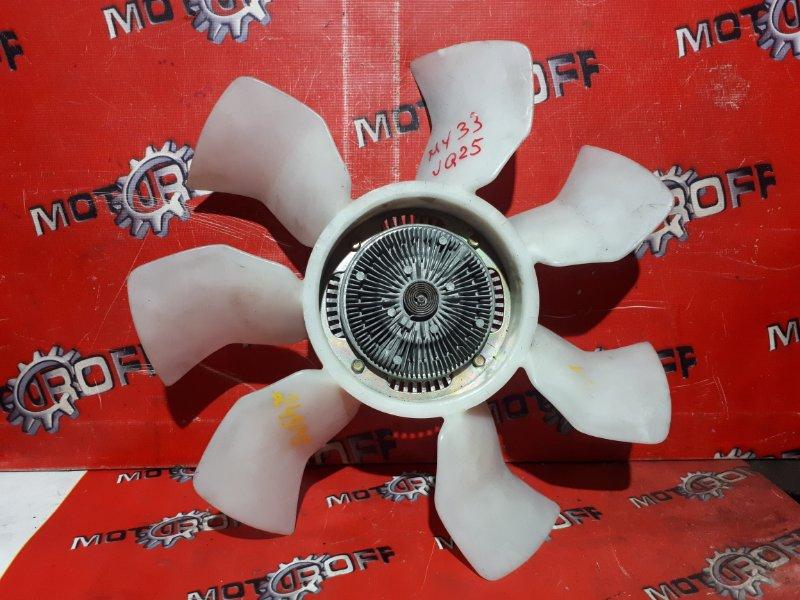 Вискомуфта вентилятора радиатора Nissan Cedric MY33 VQ25DE 1995 (б/у)
