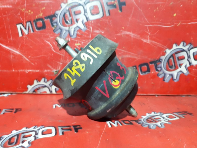 Подушка двигателя Nissan Fuga PY50 VQ35DE 2004 правая (б/у)