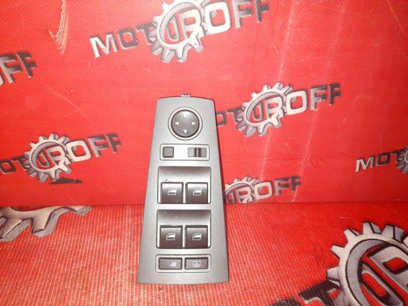 Блок управления стеклоподъемниками Bmw 320I E46 M52B20 1998 правый (б/у)