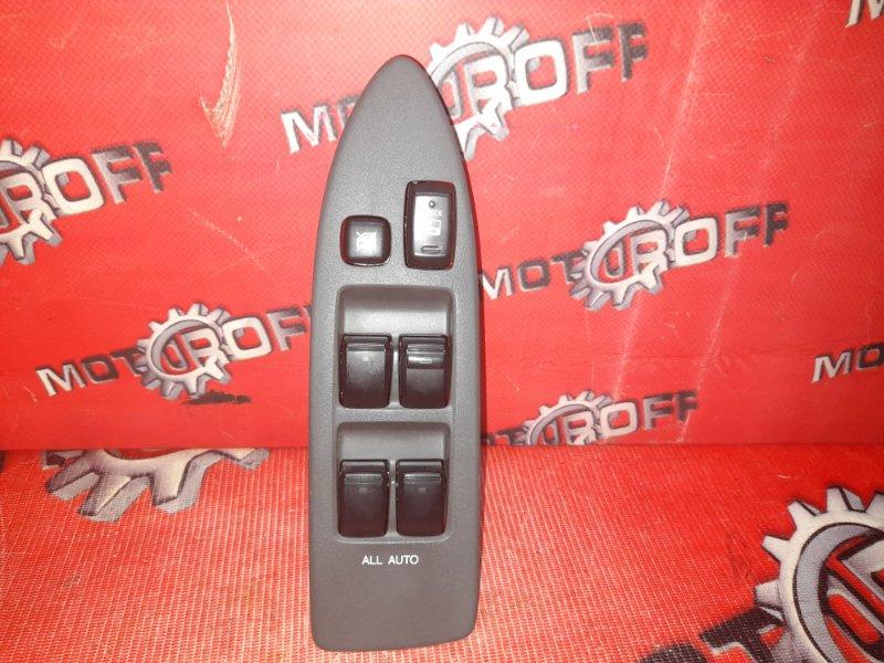 Блок управления стеклоподъемниками Toyota Allion ZZT240 1ZZ-FE 2001 правый (б/у)