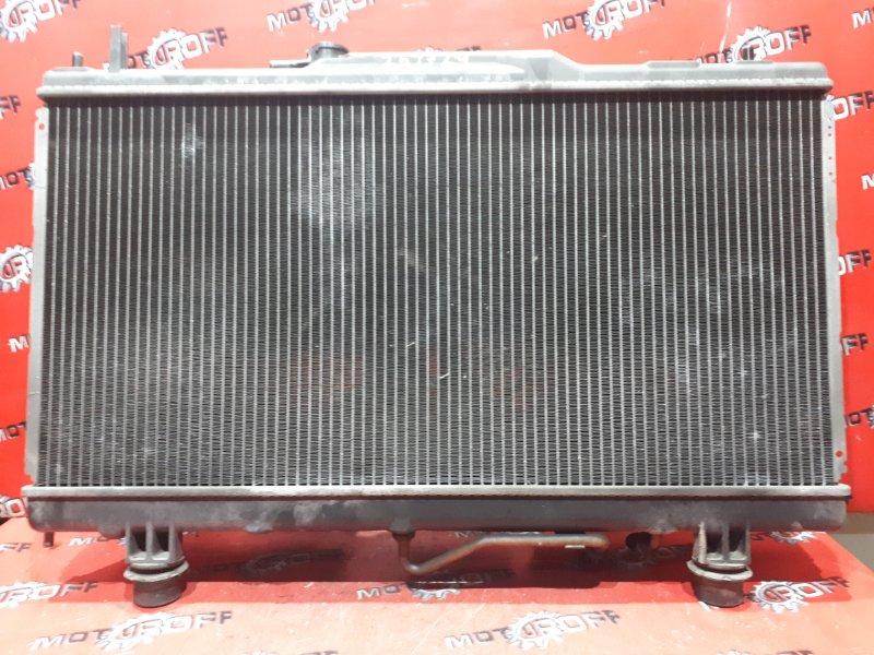 Радиатор двигателя Toyota Carina AT211 7A-FE 1996 (б/у)
