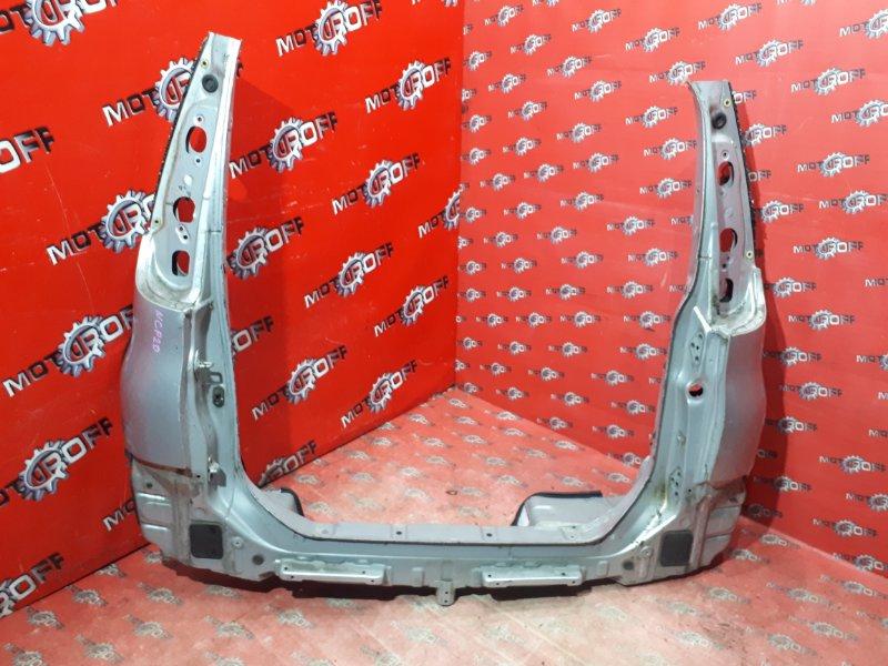 Задняя панель кузова Toyota Funcargo NCP20 2NZ-FE 1999 задняя (б/у)
