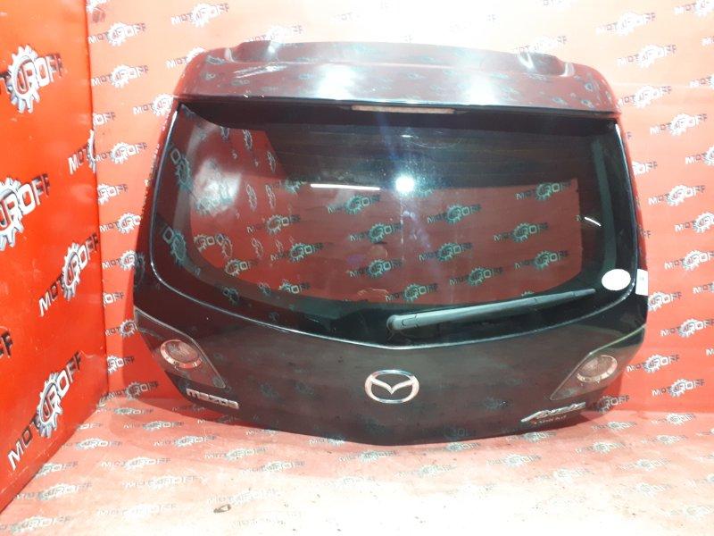 Дверь задняя багажника Mazda Axela BK5P ZY-VE 2003 задняя (б/у)