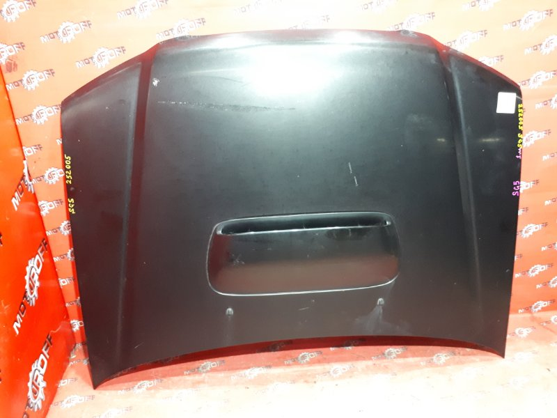 Капот Subaru Forester SG5 EJ20 2002 (б/у)