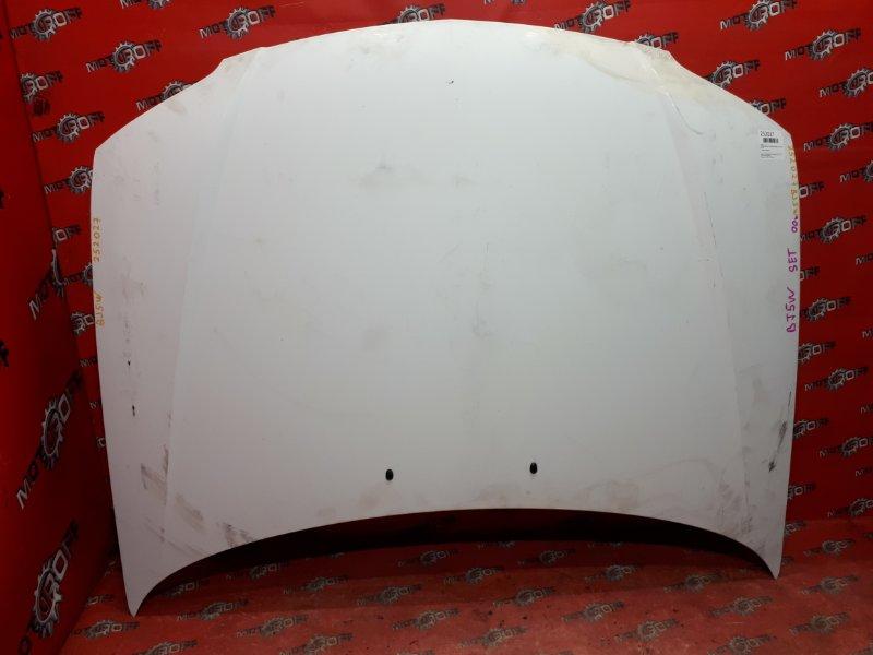 Капот Mazda Familia S-Wagon BJ5W ZL-DE 2000 (б/у)