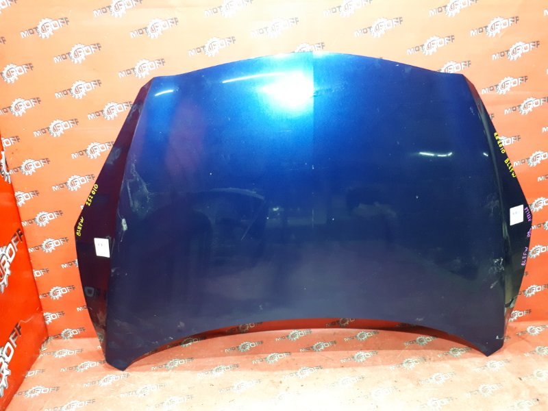 Капот Mazda Axela BLEFW LF-VE 2009 (б/у)