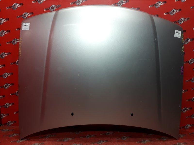 Капот Nissan Sunny FB15 QG15DE 1998 (б/у)