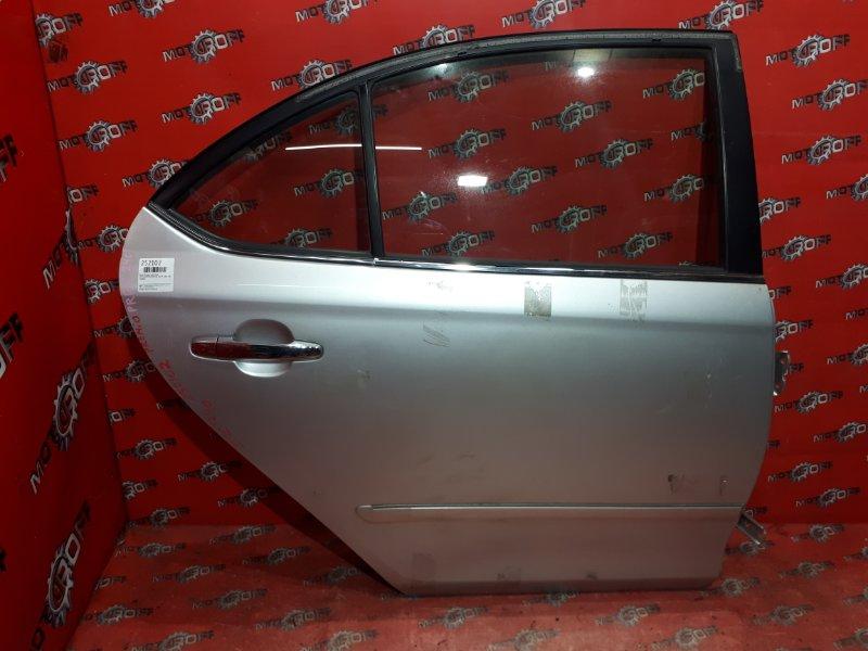 Дверь боковая Toyota Premio ZZT240 1ZZ-FE 2001 задняя правая (б/у)