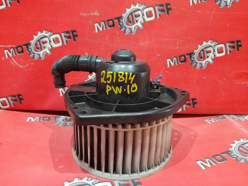 Вентилятор (мотор отопителя) Nissan Avenir PW10 SR20DE 1990 (б/у)