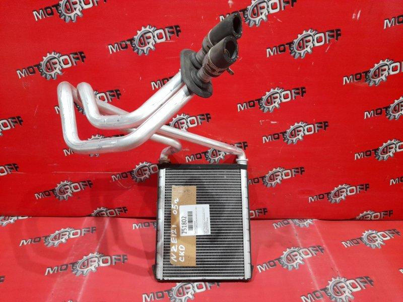 Радиатор отопителя Toyota Corolla Fielder NZE121G 1NZ-FE 2000 (б/у)