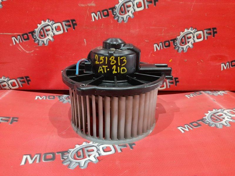 Вентилятор (мотор отопителя) Toyota Carina AT211 7A-FE 1996 (б/у)