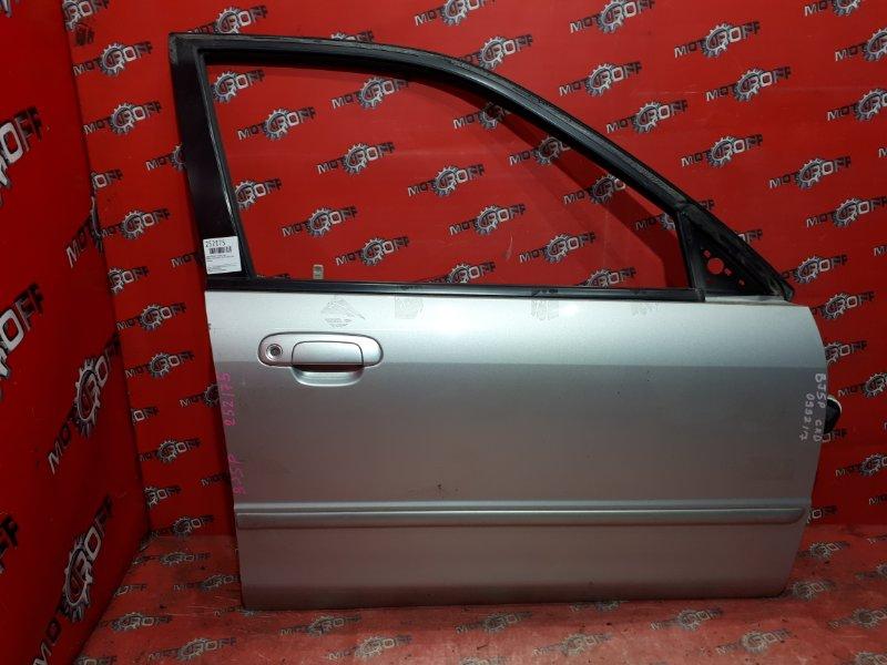 Дверь боковая Mazda Familia BJ5P ZL-VE 1998 передняя правая (б/у)