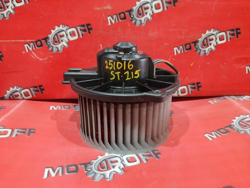 Вентилятор (мотор отопителя) Toyota Caldina ST215G 3S-FE 1997 (б/у)
