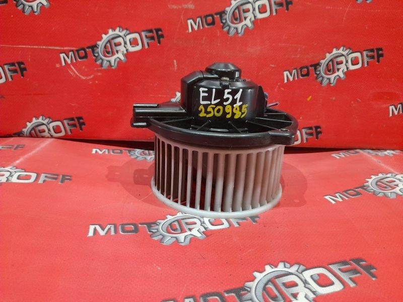 Вентилятор (мотор отопителя) Toyota Tercel EL51 4E-FE 1994 (б/у)