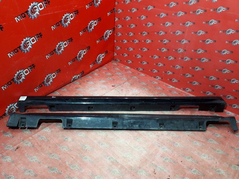 Порог Honda Odyssey RB1 K24A 2003 (б/у)